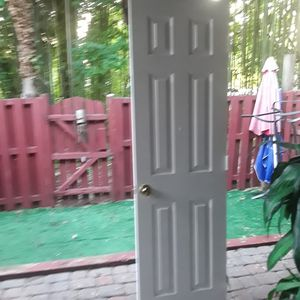 Two Bathroom or Closet Doors $25 EACH for Sale in District Heights, MD