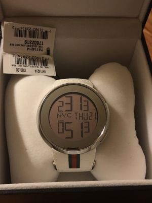*NEW* Gucci Digital Watch for Sale in Alexandria, VA
