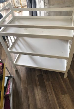 Baby changing table for Sale in Lombard, IL