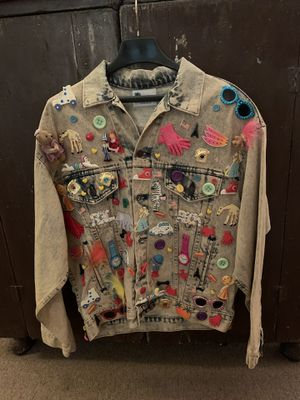 Jean jacket for Sale in Silver Spring, MD