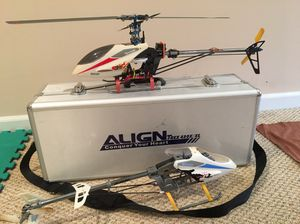 Align Trex 450 3D RC helicopter for Sale in Ashburn, VA