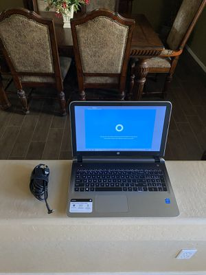 Hp Touchscreen Laptop for Sale in Peoria, AZ