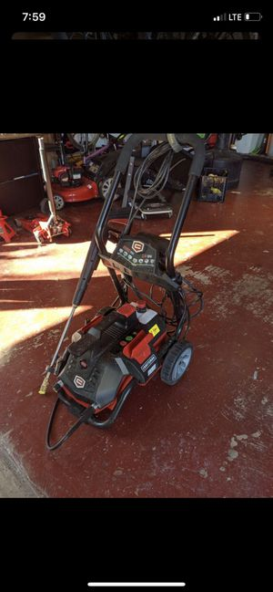 Craftsman pressure washer (electric) for Sale in Cedar Hill, TX