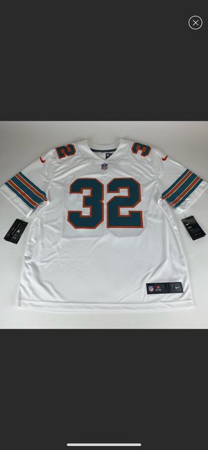 Kenyan Drake Miami Dolphins NFL Retro Nike On Field Jersey NWT for Sale in Young, AZ