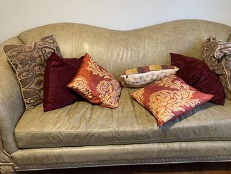 Leather Sofa for Sale in Langhorne,  PA