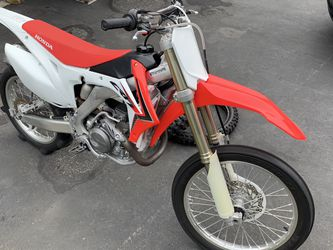 2014 Honda CRF450R for Sale in Woodinville,  WA