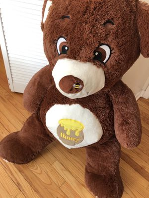 2 Foot Stuffed Bear for Sale in Fair Lawn, NJ