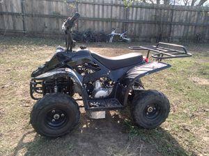 110cc Tao Tao 4wheeler (Running) $325 firm for Sale in Dallas, TX