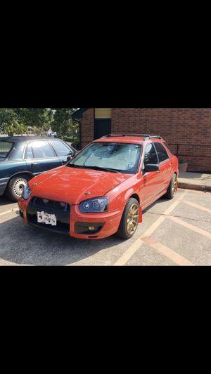 Subaru Turbo for Sale in Dallas, TX