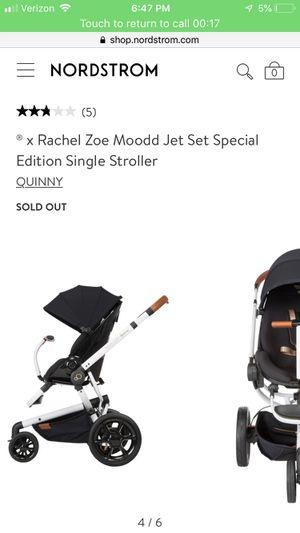 Brand new Rachel Zoe quinny stroller! for Sale in Lake Elsinore, CA