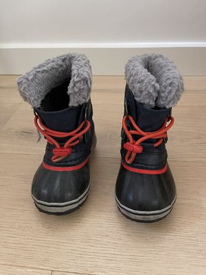Sorel Toddler Snow Boots for Sale in Los Angeles, CA
