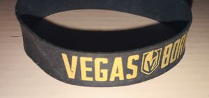 The new bracelet says it all located off lake mead and jones area asking $2 for Sale in Las Vegas, NV
