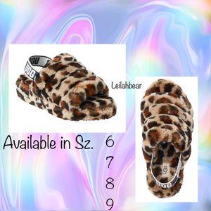 Brand New UGG Fluff Slides Sz. 6/7/8/9 for Sale in Houston, TX