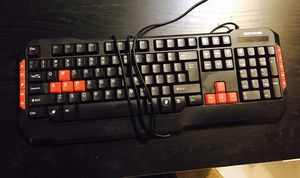 Ibuypower Black/red Keyboard for Sale in Mankato, MN
