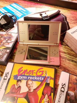 DS Nintendo con juegos muchos for Sale in Dallas, TX