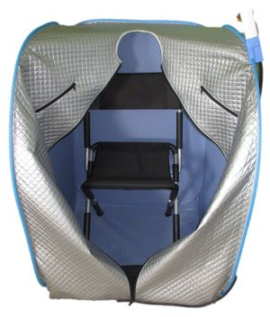 Relax Far Infrared Portable Sauna for Sale in Columbus, OH