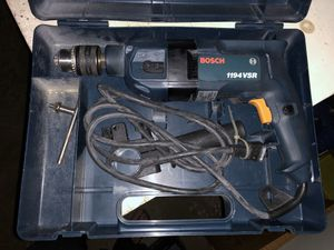 Hammer drill for Sale in Los Angeles, CA