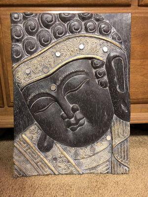 Wooden Buddha Wall Art for Sale in Phoenix, AZ