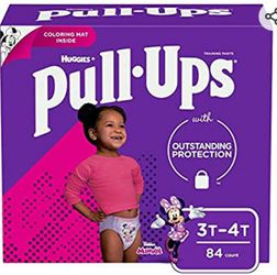 Huggies Pull UP Size 3t 4t 84 Count $29 for Sale in Los Angeles,  CA
