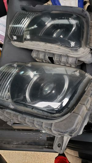 Chevy Camaro Halo OEM Headlights for Sale in Fort Worth, TX