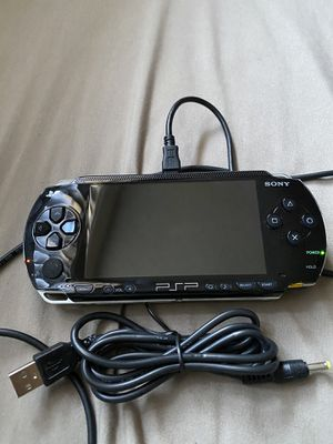 MODDED PSP 35+PSP GAMES 1600 RETROS.PSP IS IN GREAT CONDITION HAS CHARGER.$130 NOTHING LESS. for Sale in Reedley, CA