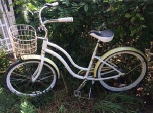 3-Speed Beach Cruiser Bike for Sale in Gig Harbor, WA