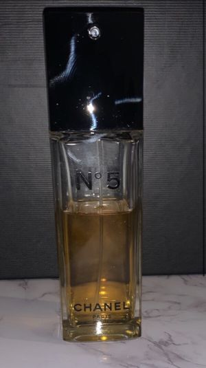 Chanel No5 3.4 Oz Women's Vintage perfume for Sale in Palm Harbor, FL