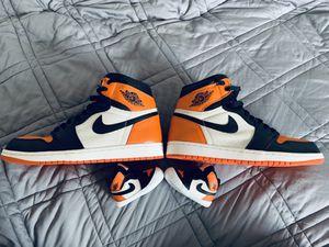 Jordan 1 Shattered Backboard 1.0 Nike Size 9.5 GRAIL SNEAKER for Sale in Central Houghton, WA