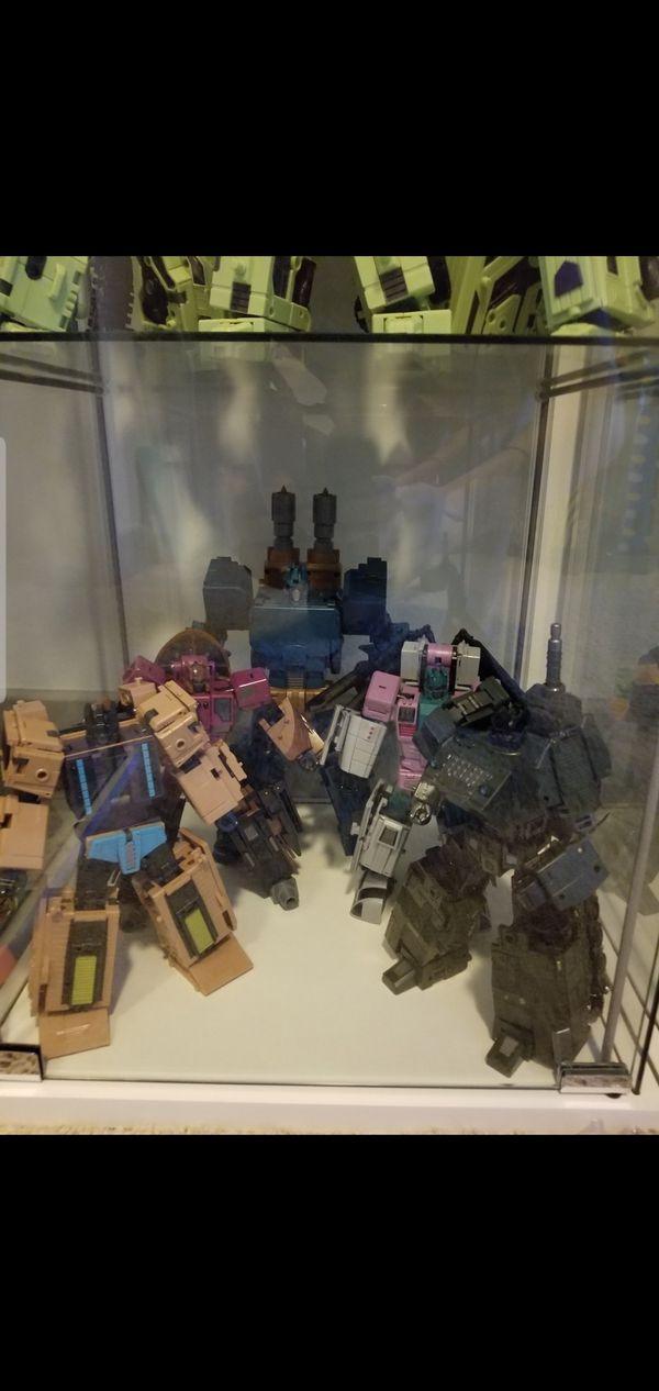 Zeta Toys armageddon (bruticus)