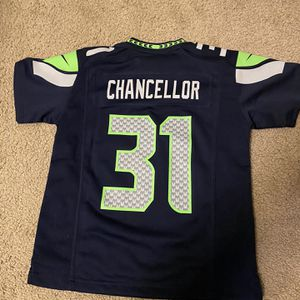 Seahawk Jersey - Small (youth) for Sale in Tacoma, WA