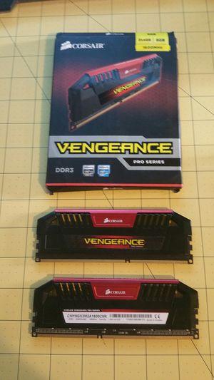 8gb CORSAIR VENGEANCE PRO DDR3 RAM for Sale in Reno, NV