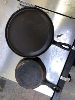 Cast iron pan for Sale in Anaheim, CA