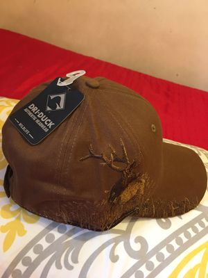 "Authentic "" Dri- Ducks "" Wild Life Hunters Style Cap for Sale in Los Angeles, CA"