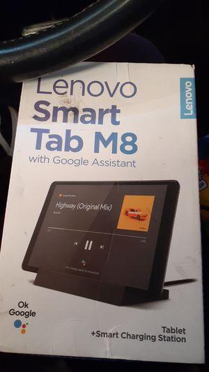 Lenovo tab m8 for Sale in Jackson, CA