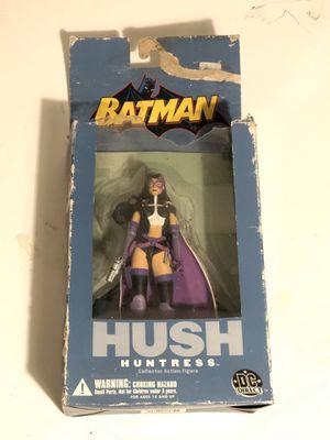 Rare 2004 Batman Hush Huntress Action Figure for Sale in Fresno, CA
