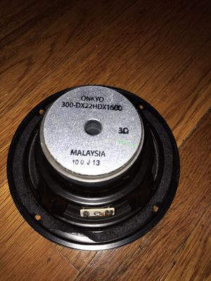 """Subwoofer 6"""" for Sale in Brooklyn, NY"""