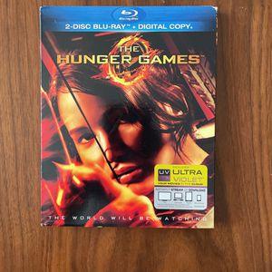 The Hunger Games - BluRay DVD for Sale in Arlington, VA