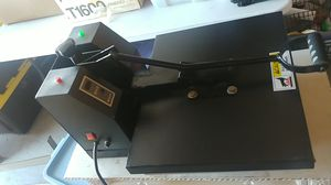 15 x 15 heat press for t-shirts used for Sale in HUNTINGTN BCH, CA