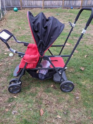 Joovy Caboose Sit and Stand Stroller for Sale in Framingham, MA