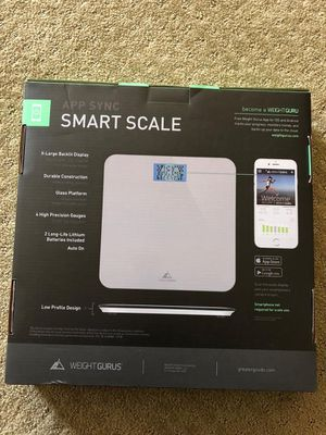 Digital bathroom scale for Sale in Los Angeles, CA