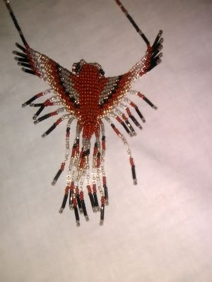 Hand made beaded necklaces for Sale in Glendive, MT