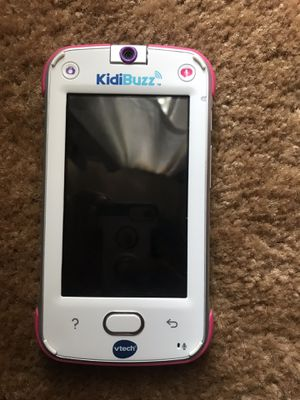 KidiBuzz(Vtech) mini tablet for Sale in Washington, DC
