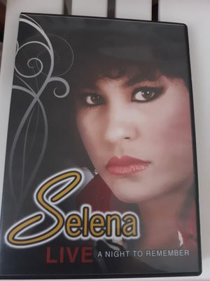 Selena (A night to remember) DVD for Sale in Pasadena, TX