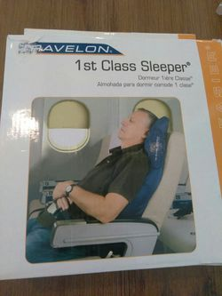 Air Pillow (Neck Support) Airplane, Train or Car for Sale in HALNDLE BCH,  FL