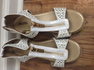 Michael Kors sandals for Sale in North Olmsted, OH