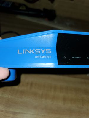 Router, linksys, wireless router. Linksys router for Sale in Bryans Road, MD