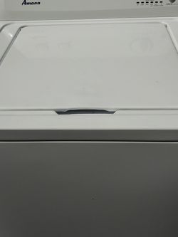 Moderm Amana Washer 160$$$ for Sale in Naples,  FL