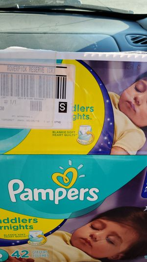 Pampers for Sale in San Jose, CA