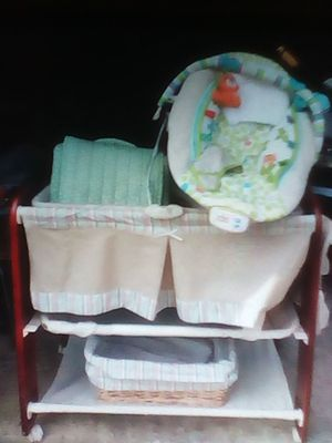 Bassinet and co sleeper for Sale in Portland, TN