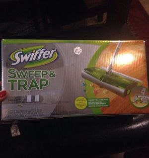 Swiffer Sweep & Trap for Sale in Moreno Valley, CA